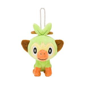 寶可夢布偶吊飾系列-敲音猴