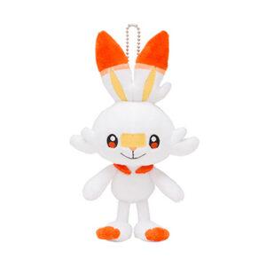 寶可夢布偶吊飾系列-炎兔兒