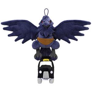 寶可夢布偶系列-鋼鎧鴉飛翔計程車
