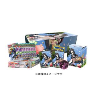 寶可夢卡片遊戲劍盾-強化擴張包「傳說的鼓動」卡片道館組